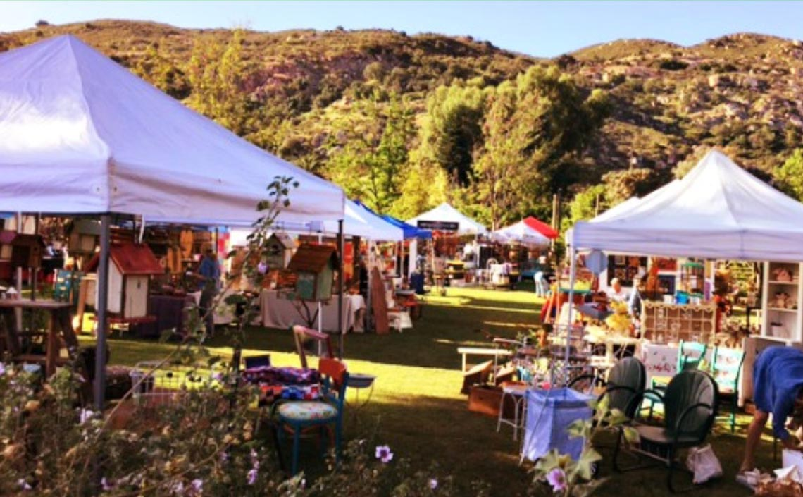 Lavender Day and Antique & Craft Fair
