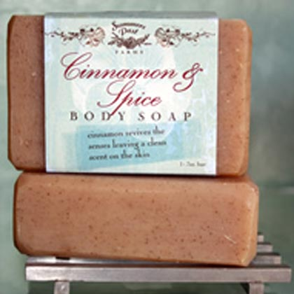 Cinnamon & Spice Body Soap