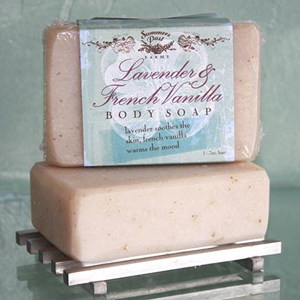 Lavender & French Vanilla Body Soap