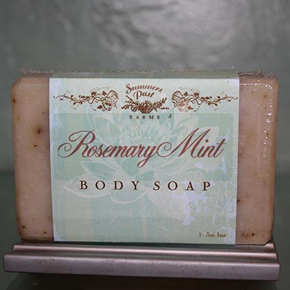 Rosemary Mint Body Soap