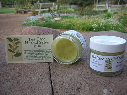 Tea Tree Herbal Salve